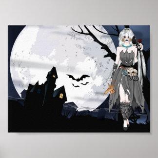 Gothic Princess Poster