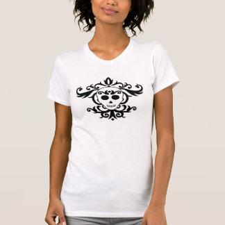 Gothic skull elegance Halloween day of the dead Shirt
