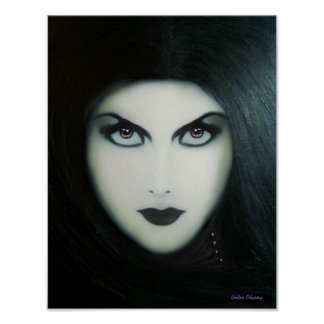 Gothic Vision Prints 2 Poster