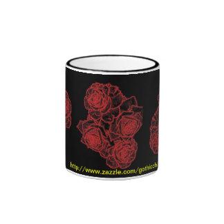 GothicChicz Roses Mug