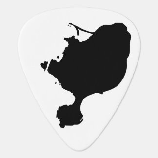 Gotts Island Guitar Picks