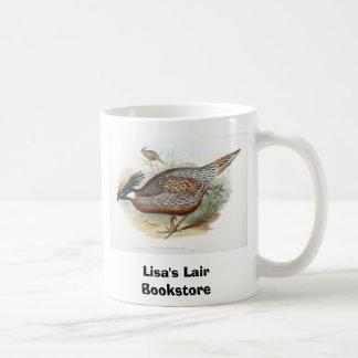 Gould - Nepal Pucras Pheasant Basic White Mug