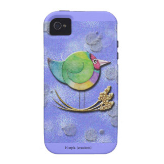 Gouldian Sky iPhone 4 Cover