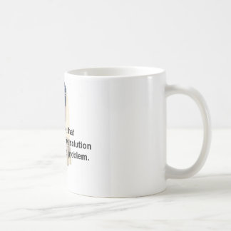 Government is the Problem, Not the Solution Coffee Mug