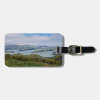 Governors Bay, Christchurch, New Zealand Luggage Tag