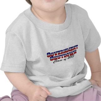Govt Shutdown Class of 2013 T Shirts