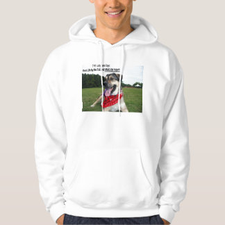 Grab Life by the Tail and HANG ON TIGHT! Hoodie