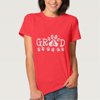 GRAD 2014 PAWS - Graduate T-shirts