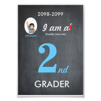 Grader 2nd photo,low price,Chalkboard, frame it! Photo