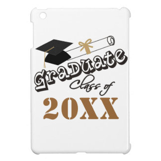 Graduate Class Of 20xx iPad Mini Case