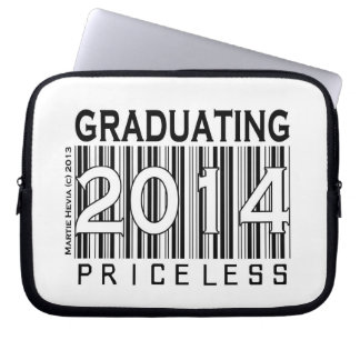 Graduating 2014: Priceless - Tablet Case Laptop Computer Sleeve