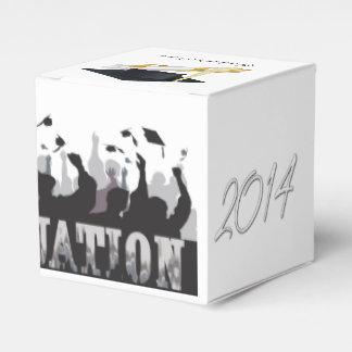 Graduation 2014 Cap and Diploma Wedding Favour Box