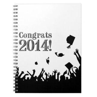 Graduation 2014 note book