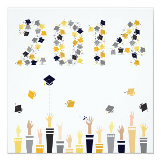 Graduation 2014 Party Invitation II