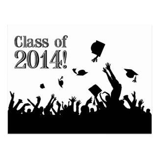 Graduation 2014 postcard