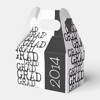 Graduation Grad - Class of 2014 Wedding Favor Boxes