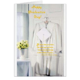 Graduation-Happy Graduation Day Card