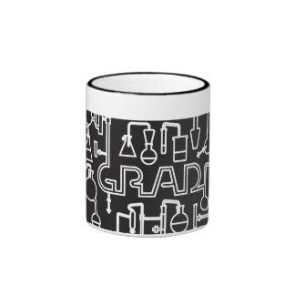 Graduation Mug Science lab black