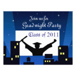 Graduation Party_ 21.5 Cm X 28 Cm Flyer