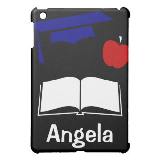 Graduation Red White and Blue Design iPad Mini Cases