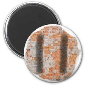 Graffiti 11th Birthday Gifts 6 Cm Round Magnet