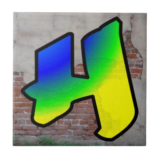 GRAFFITI #1 H TILES