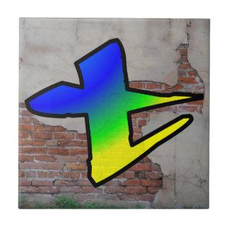GRAFFITI #1 T TILE