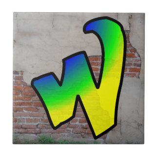 GRAFFITI #1 W TILE