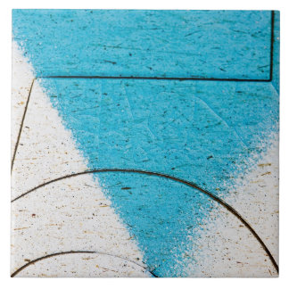 Graffiti close-ups ceramic tile