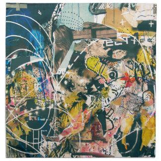 Graffiti - WOWCOCO Napkin