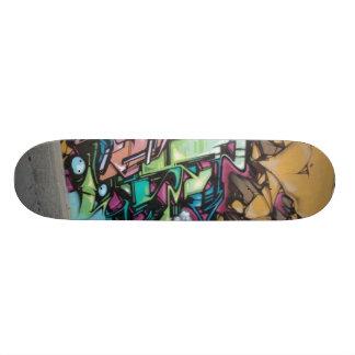 Grafitti Skateboard Deck