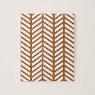 Graham Brown Chevron Folders Jigsaw Puzzle