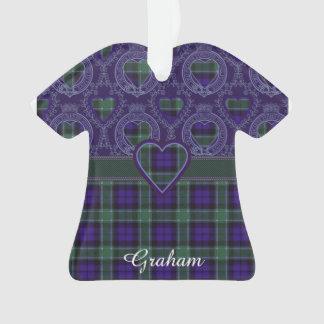 Graham clan Plaid Scottish tartan
