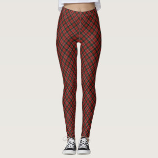 Graham Dress Tartan Leggings