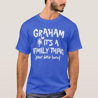 Graham family Reunion T-Shirt