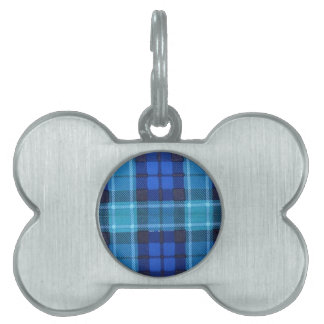 GRAHAM SCOTTISH FAMILY TARTAN PET NAME TAG
