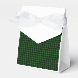 Graham Tartan Party Favour Boxes