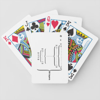 """GRAHAM'S NUMBER"" BICYCLE PLAYING CARDS"
