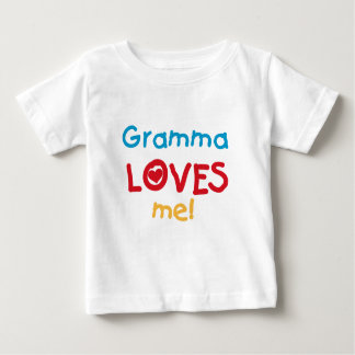 Gramma Loves Me T-shirts and Gifts
