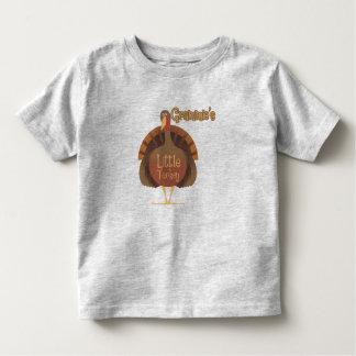 Grammie's Little Turkey Toddler T-Shirt