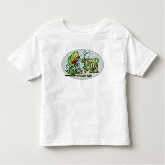 Grammy's Little T Rex Oval Toddler T-Shirt
