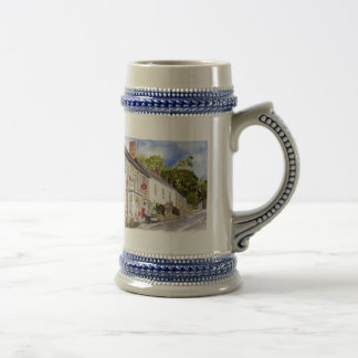 'Grampound Post Office' Stein 18 Oz Beer Stein
