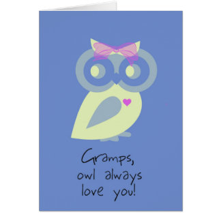 Gramps Father's Day Card