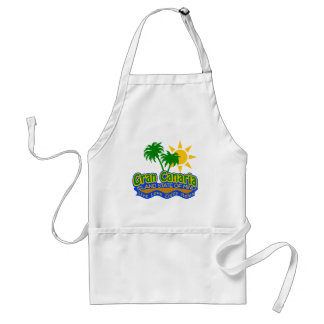 Gran Canaria State of Mind apron - choose style
