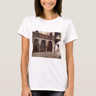 Granada Courtyard by Edwin Lord Weeks T-Shirt