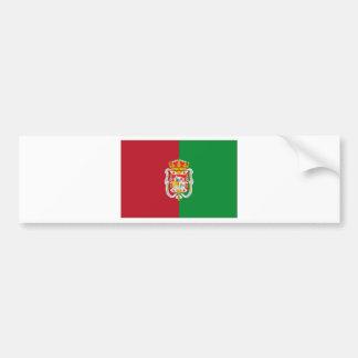 Granada (Spain) Bumper Sticker