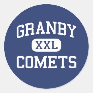 Granby - Comets - High School - Norfolk Virginia Stickers