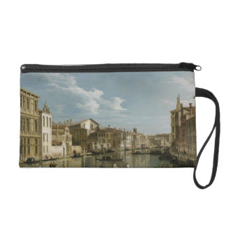Grand Canal from Palazzo Flangini to Palazzo Bembo Wristlet