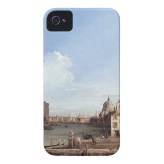 Grand Canal From Santa Maria Della Carita iPhone 4 Case