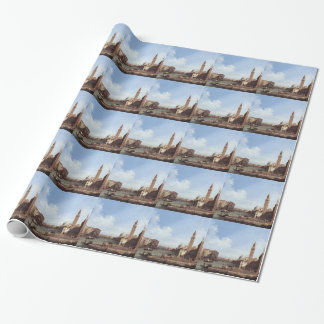 Grand Canal From Santa Maria Della Carita Wrapping Paper